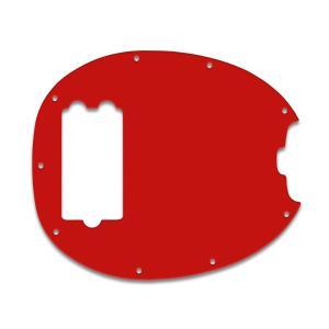 WD MUSIC ピックガード MUSICMAN STINGRAY 用 RED WHITE RED|repairgarage