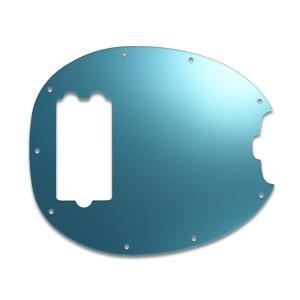 WD MUSIC ピックガード MUSICMAN STINGRAY 用 BLUE MIRROR|repairgarage