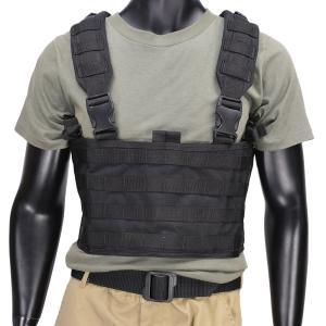 CONDOR チェストリグ MCR4 モール対応 [ ブラック ] 弾薬帯 M4マガジンポーチ M16マガジンポーチ M4マグポーチ|repmartjp