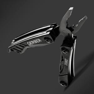 GERBER ミニマルチプライヤー DIME [ ブラック ] 万能プライヤー 万能ナイフ 万能ツール マルチツール|repmartjp