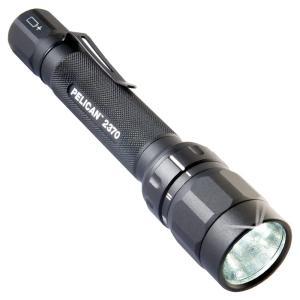 PELICAN フラッシュライト 2370 赤白緑 3色発光 懐中電灯 ペリカン ハンディライト アウトドア 懐中電気 明るいLEDライト 強力|repmartjp