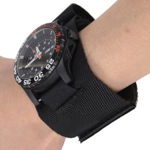 Rothco 時計用ベルト ウォッチバンド ナイロン [ ブラック ] | ミリタリーウォッチ 軍用腕時計 軍用ウォッチ 交換ベルト 交換用ベルト|repmartjp