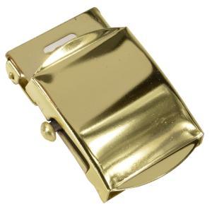 Rothco ベルトバックル 布ベルト用 [ ライトゴールド ] 交換用 ベルト用バックルのみ アメリカンバックル USAバックル BUCKLE|repmartjp