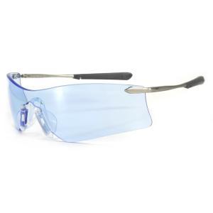 クルーズ セーフティグラス ルビコン ブルー セーフティーグラス | メンズ アイウェア 紫外線カッ...