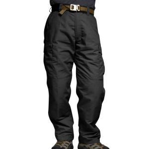 TRU-SPEC カーゴパンツ 24-7シリーズ  Simply Tactical メンズ   [ ブラック / 32×30 ] TRUSPEC|repmartjp