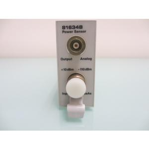 【Agilent】          Optical Power Sensor Module 81634B