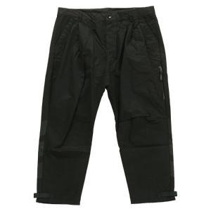 メンズ アディダス ジャージ ウーブン パンツ ブラック クロップ丈 adidas Originals EQT ADV WOVEN PANTS BK2147|republic