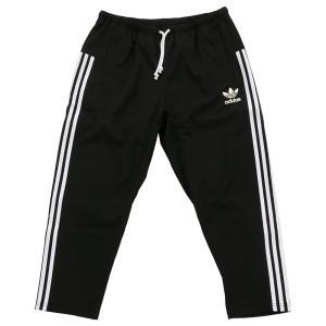 メンズ  アディダス ジャージ 下 テーパードパンツ トラックパンツ スキニー 黒 ブラック adidas Originals AC 7/8 PANT BK0017|republic