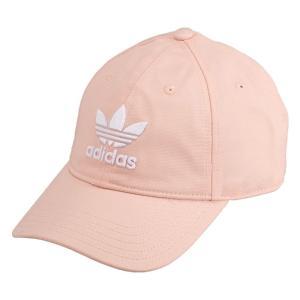 34cac849db4 メンズ レディース アディダス トレフォイル キャップ スナップバック 帽子 ピンク ADIDAS TREFOIL CAP  CF6325|republic ...
