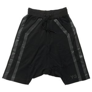 アディダス Y-3 ワイスリー ハーフパンツ ショートパンツ メンズ 3ストライプ 黒 ブラック adidas YOHJI YAMAMOTO 3Str Ft Short CF0387|republic