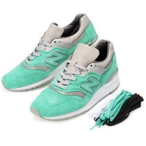 メンズ New Balance x CONCEPTS M997NSY ニューバランス コンセプツ コラボ スニーカー ターコイズ グリーン 靴 Made in USA 997|republic