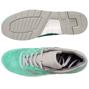 メンズ New Balance x CONCEPTS M997NSY ニューバランス コンセプツ コラボ スニーカー ターコイズ グリーン 靴 Made in USA 997|republic|03