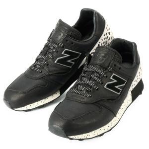 メンズ New Balance x UNDEFEATED TBTBUD ニューバランス アンディフィーテッド コラボ ブラック スニーカー 靴|republic