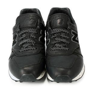 メンズ New Balance x UNDEFEATED TBTBUD ニューバランス アンディフィーテッド コラボ ブラック スニーカー 靴|republic|04