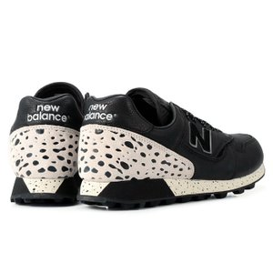 メンズ New Balance x UNDEFEATED TBTBUD ニューバランス アンディフィーテッド コラボ ブラック スニーカー 靴|republic|06