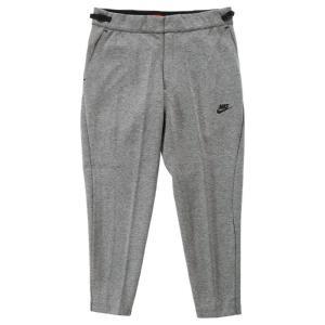 メンズ Nike Sportswear Slim Fit Tech Fleece Pant Crop Length 832120 091 ナイキ スポーツウェア スリムフィット テック フリース パンツ グレー スウェット|republic