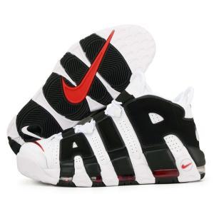 ナイキ エア モア アップテンポ 白 黒 スニーカー モアテン NIKE AIR MORE UPTEMPO 414962 105 メンズ レディース 靴|republic|02
