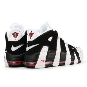 ナイキ エア モア アップテンポ 白 黒 スニーカー モアテン NIKE AIR MORE UPTEMPO 414962 105 メンズ レディース 靴|republic|03