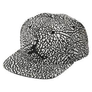 ナイキ ジョーダン キャップ スナップバック ジャンプマン Nike Jordan Reflective Elephant Print Snapback Cap 834892 010 メンズ レディース 帽子 ロゴ リフ republic