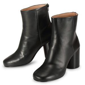 メゾン マルジェラ ショート ブーツ 黒 ブラック Maison Margiela Stivaletto S58WU0121 SY0438 900 レディース 靴|republic