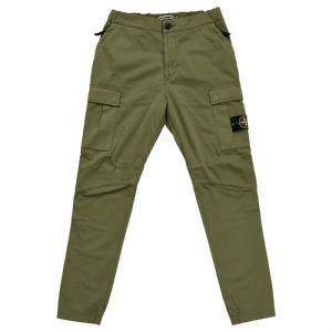 ストーンアイランド パンツ カーゴパンツ メンズ Stone Island Pants 671530804 V0055 グリーン|republic