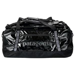 メンズ パタゴニア ブラックホール ダッフル バッグ ブラック 90リットル 旅行 カバン 大容量 Patagonia BLACK HOLE DUFFEL 90L 49346