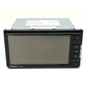 未使用 【中古】 Panasonic strada CN-RA05WD SD カーナビ ステーション 7型 未使用  F4538389|rere-store