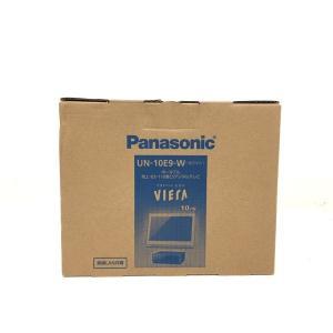未使用 【中古】 Panasonic パナソニック UN-10E9 ライベートビエラ 液晶テレビ ポータブルテレビ 未使用  F4667348|rere-store