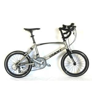 【中古】 ジャイアント GIANT IDIOM 0  自転車 ミニベロ 中古 F4692691|rere-store