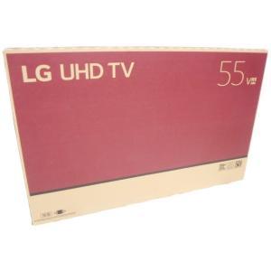 未使用 【中古】 未使用 LG エルジーエレクトロニクス 55UK7500PJA 55v型 4K 液晶TV  H3581663|rere-store