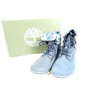 【中古】 良好 中古 Timberland TB0A13L2 joslin chukka レディース 24cm ブーツ  K3079180|rere-store