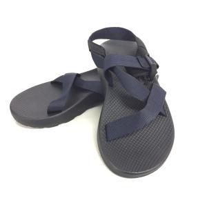 未使用 【中古】CHACO チャコ Z1 CLASSIC アウトドア サンダル ファッション 27cm LINEAR BLUE  K4468332|rere-store