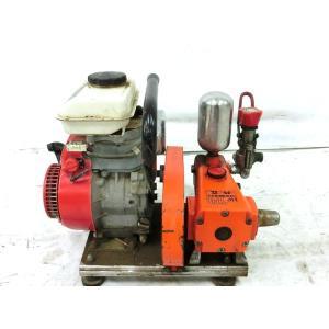 【中古】 【お盆セール】共立 HPE-170H 動力噴霧器 動噴 農機具 ジャンク 噴霧器  M4191039 rere-store