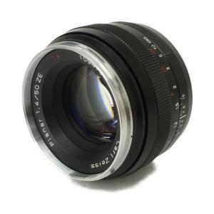 メーカー名: Carl Zeiss 型番: Planar T* 50mm F1.4 メーカー保証: ...