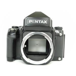【中古】 PENTAX ペンタックス 67II ボディ AE ファインダー 一眼レフ フィルムカメラ  N4036492|rere-store|02