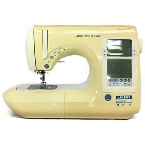 メーカー名: JUKI 型番: (ミシン) HZL-008N(刺繍機) EM-1 シリアル: (ミシ...