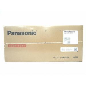 メーカー名: Panasonic  型番: WJ-NX300/8 シリアル: SFV29315 メー...