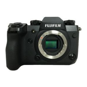 メーカー名: FUJIFILM 型番: X-H1 コンディションランク: A 美品