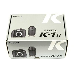 メーカー名: RICOH モデル名: PENTAX K-1 II 対応マウント: PENTAX KA...