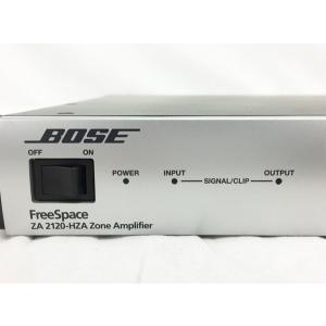 【中古】 BOSE FreeSpace ZA2120-HZA ハイ・インピーダンス・パワーアンプ  T4223513|rere-store|03