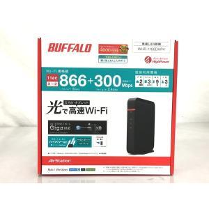メーカー名: BUFFALO  型番: WHR-1166DHP4 メーカー保証: 無し コンディショ...