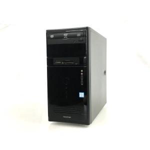 【中古】 FRONTIER MXシリーズ FRMX310/WS1 デスクトップ パソコン i7 87...