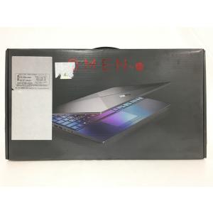 未使用 【中古】 HP OMEN 15-DH0010TX パフォーマンスモデル i7 9750H 16GB SSD 512GB HDD 1TB RTX 2060 Windows 10 Pro ゲーミング ノート PC  T5072340|rere-store