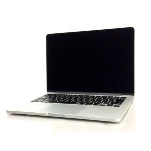 【中古】 Apple アップル MacBook Pro ME865J/A 13.3型 Retina Late 2013 i5-4258U 2.40GHz 8GB SSD256GB Catalina 10.15 シルバー 中古  T5086329|rere-store