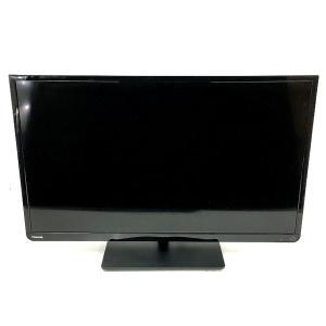 【中古】 TOSHIBA 東芝 REGZA 32S8 液晶 カラー テレビ 32型 ブラック 2014年製  T5110388|rere-store