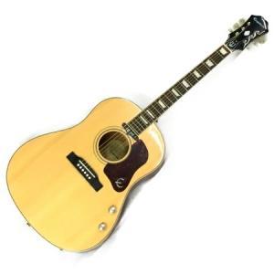 【中古】 Epiphone Ltd ED EJ-160E/N エレアコ アコースティック ギター ケース付き エピフォン  Y4014321 rere-store