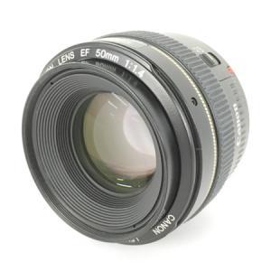 メーカー名: Canon 型番: EF 50mm 1:1.4 メーカー保証: 無 対応マウント: C...