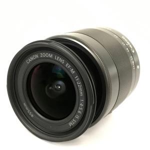 【中古】 Canon EF-M11-22mm F4-5.6 IS STM レンズ  Y4206231
