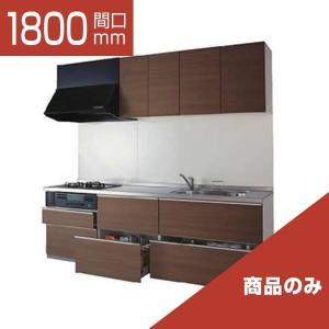 TOTO システムキッチン ミッテ I型 基本プラン 間口1800 食洗機なし プライスグループ1 商品のみ|rerepa