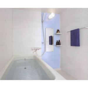INAX 集合住宅用 ユニットバスルーム 組立工事パック BP1116サイズ オプションセット品 Lパネル(EB)LIXIL|rerepa